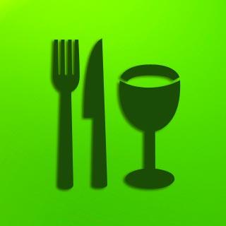 Icon Essen und Trinken