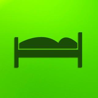 Icon Übernachten