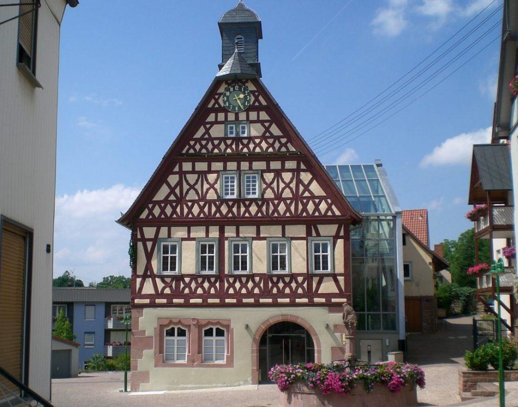 Altes Rathaus nach der Renovierung