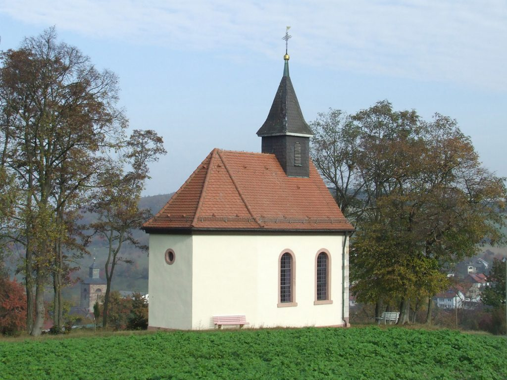Kapelle in Eiersheim